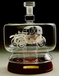 Austin 7 In Decanter
