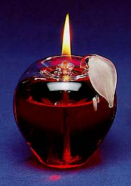 Apple Oil Candle